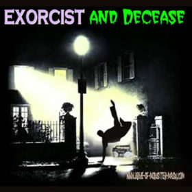 Exorcist and Decease cover - Bride of Monster Mash