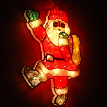 Santa at BahHumbug
