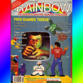 RC 115: RAINBOW magazine