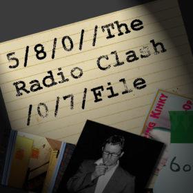 RC 132: The Radio Clash File 0243-344-5664