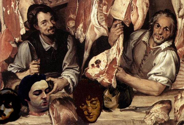 Beatles Butcher Boy (after ?)