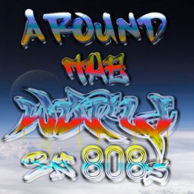 Around the World In 808 Part 2 cover by