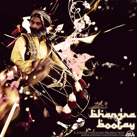 Bhangra Bootay - Front Cover