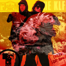 KLF Dead Sheep - collage by Tim