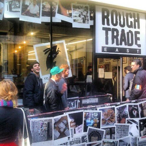 Record Store Day, Rough Trade East, 2012