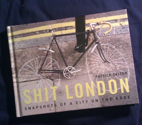 Shit London book