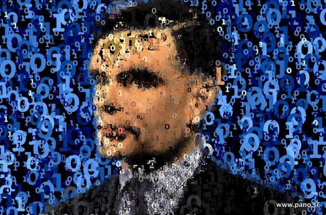 Alan Turing by http://queenybumblebeezy.tumblr.com/post/25698225792/alan-turing