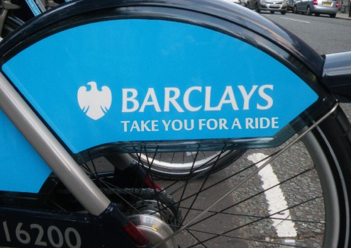 Barclays Takes You For A Ride