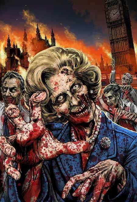 Zombie Maggie