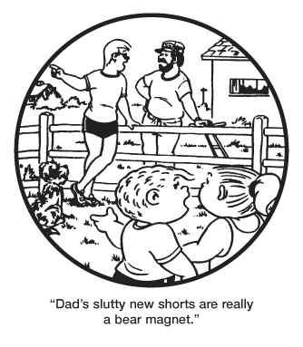 Slutty Shorts DFC