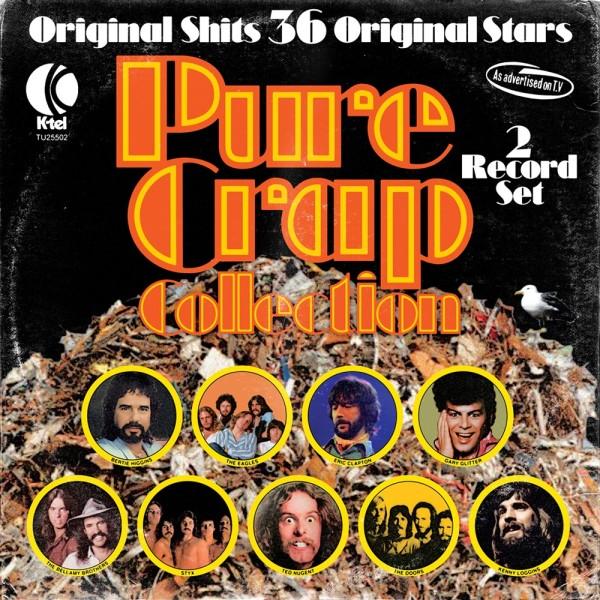 LiarTown K-Tel Pure Crap Collection