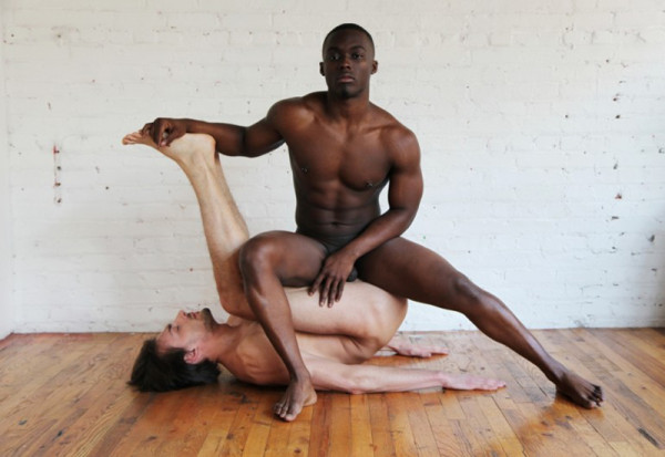 фото женщины и мужики голые