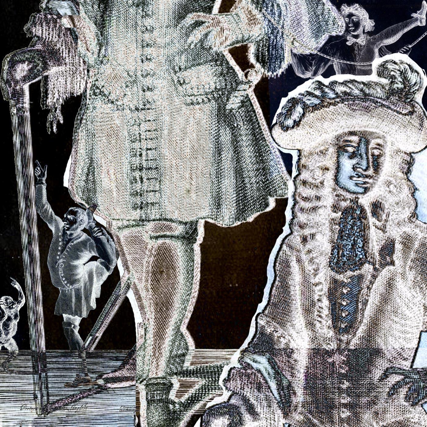 The Squire of Alsatia cover