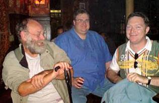 John, Paul and Rob