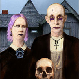 RC 124: American Gothic by Unknown
