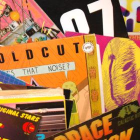 RC 133: Vinyl agogo!