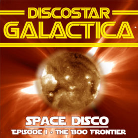 RC 135: Space Disco 1 cover!