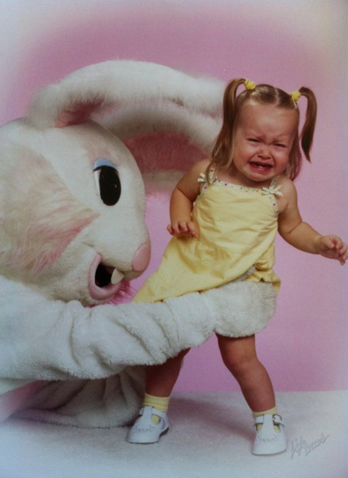 Scary Easter Bunny 2