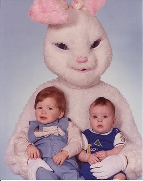 Scary Easter Bunny 1