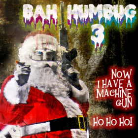 Bah Humbug 3 - original Santa image by SliceofNYC used under Creative Commons license