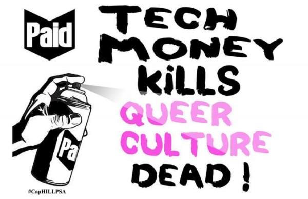 John Criscitello Tech Money Kills Queer Culture Dead